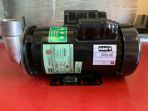 AMT 5495-98 High Volume Stainless Steel Straight Centrifugal Pump