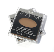 MARY KAY CREME TO POWDER FOUNDATION~ENDLESS PERFORMANCE CREAM~LOT OF 2~BEIGE 5