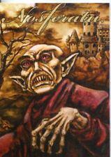 Beyond Bram Stokers Dracula 2013 Nosferatu Chase Card N10 Glossy