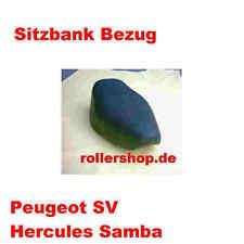 Sitzbank-Bezug für Peugeot SV 50, für flache gerade Sitzbank, Handarbeit aus DE