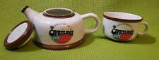 Opryland Collectable 16oz Teapot and Matching 8oz cup, Nashville Tennessee