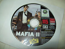 OFFICIAL XBOX MAGAZINE 115 DEMO DISC  DISC ONLY