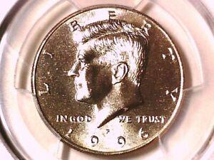 1996 P Kennedy Half Dollar PCGS MS 67 40636654