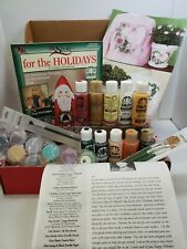 One Stroke For the Holidays Acrylic Stencils Brushes Kit Donna Dewberry 1999