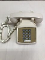 WESTERN ELECTRIC BEIGE TOUCH TONE TELEPHONE