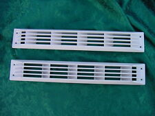 "SEA RAY PACHANGA TRACKER FORMULA BOAT MARINE VENT LOUVER BILGE EXHAUST 17-1/2"""