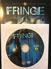 Fringe - Season 4, Disc 1 REPLACEMENT DISC (not full season)