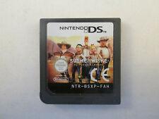 Nintendo DS DSi NDS / 3DS - Suske en Wiske de Texas Rangers