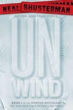 Unwind Dystology Ser.: Unwind 1 by Neal Shusterman (2009, Paperback)