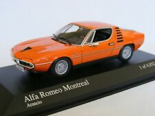 New Listing1973 Alfa Romeo Montreal - 1/43 scale - Minichamps