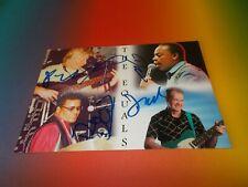 The Equals  Band  signiert signed  autograph  Autogramm  Autogrammkarte