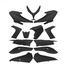 Kit carénage Générique Scooter Yamaha 500 Tmax 2008-2012 13 pièces noir mat