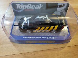 Scalextric Top Gear Porsche 997 C3071. New In Box