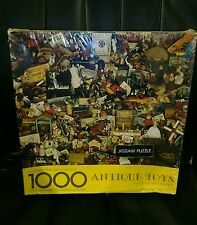 Sealed Springbok 1976 Antique Toys from Jerry Smith 1000 Piece Puzzle Authentic