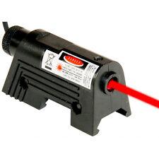 GT Co2 Pistol Red LASER DOT Point Sight Weaver Picatinny RIS Hunting