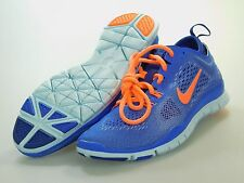 NIKE WOMENS FREE 5.0 TR FIT 4 RUNNING SHOES 6294965 401 US 5