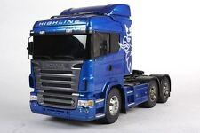 Tamiya 56327 1/14 RC Scania R620 Highline - Blue Edition