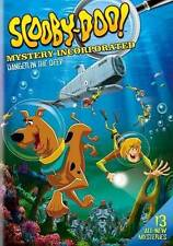 SCOOBY-DOO! MYSTERY INCORPORATED: SEASON 2, PART 1 - DANGER IN THE DEEP NEW DVD