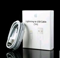 Genuine Charging Cable Charger Lead for Apple iPhone 5, 6, 7, 8, X Pro Ipad
