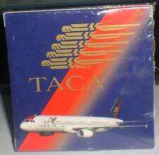 SCHUCO SCHABAK AIRBUS A321 TACA LINEAS AEREAS DE PERU DIECAST SCALE 1:600 NEW
