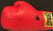Muhammad Ali Signed/Autographed Everlast Boxing Glove w/inscription!! JSA LOA!!