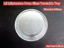 LG Microwave Oven Glass Turntable Plate Platter 245mm Suits Many Brand (W11) NEW