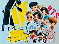 More details for bts army logo - kpop - sticker - vinyl - jimin - bts army fandom