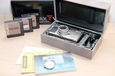 Contax TVS 35mm Compact Camera Zeiss 28mm Lens / Excellent