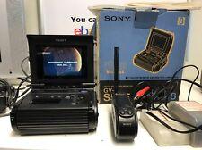 Sony gv-s50e Video8 Walkman BOXED