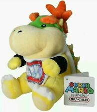 SUPER MARIO BROS. MINI BOWSER Jr. PELUCHE 20Cm - Junior Figlio Koopa Plush Baby