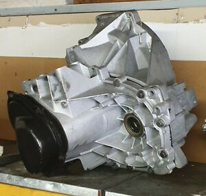Ford Fiesta 5 speed reconditioned gearbox