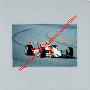 Indycar Al Unser Jr Penske - racing original slide 35mm dia