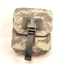 M240 Pouch Army ACU Bandoleer MOLLE USGI 6x AR15 M4 Mags 5.56 Eagle Industries