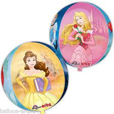 "16"" Disney Princess Dreams Festa GLOBO SFERA PALLA forma Foil Balloon"