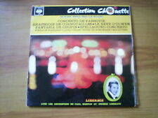 LIBERACE Pleins feux sur le piano FRENCH LP CBS