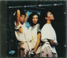 "◄ POINTER SISTERS ""Break Out"" CD-Album"