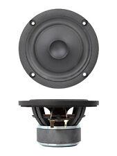 "SB Acoustics SB12NRX25-4 - Midwoofer 4"" 10 cm 8 ohm - Hi Fi"