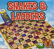 Traditional Board Games, Snakes & Ladders,Draughts,Chess,family fun