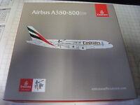 "Herpa 1:500 527897-001 Emirates Airbus A380 ""Cricket World Cup"" NEU OVP"