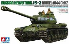 Tamiya 35289 1/35 Russian Heavy Tank JS-2 MODEL 1944 ChKZ from Japan Rare