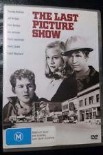 The Last Picture Show - JEFF BRIDGES C.SHEPHERD GENUINE REGION 4 DVD AS NEW RARE