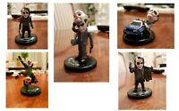 5pcs The Dark Knight Batman Joker Mini Action Figure Toys Heath Ledger  Set Gift