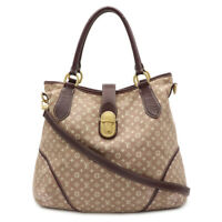 LOUIS VUITTON Monogram Lee Deal elegy tote bag 2WAY shoulder bag diagonal (