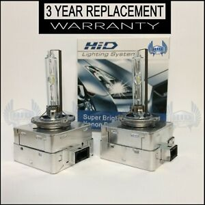 NEW OEM D3S Xenon HID Headlight Bulb 5500k 6500k HIGH QUALITY 3 YEAR WARRANTY