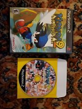 Klonoa 2 Lunatea's Veil Sony PlayStation 2, 2001 PS2 with disc case and artwork