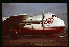 Orig 35mm airline slide Elan Argosy [212-5]