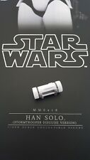 Hot toys 1/6 Star Wars Han Solo Stormtrooper action figure's thermal detonator !