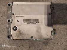 SAAB 9-3 2.0T engine ECU 55567225