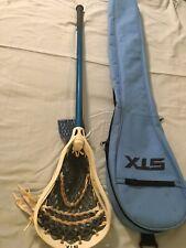 Stx Al6000+Pro 42�stick W/ Av8 Head & Sky Blue 45�Lacrosse Bag•Package Deal