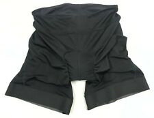 Fox Racing Black Compression Mountain Bike Padded Shorts Men Size 2XL Bike Pants